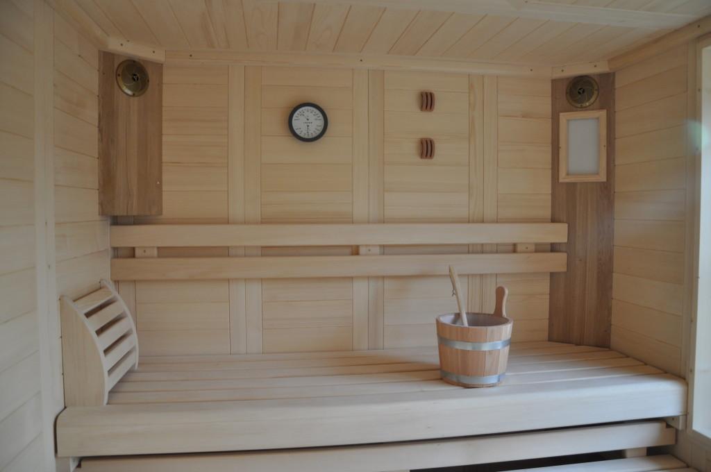 sauna einzelteile inneneinrichtung reinbold saunabau. Black Bedroom Furniture Sets. Home Design Ideas